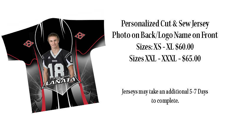 Personalized Jersey